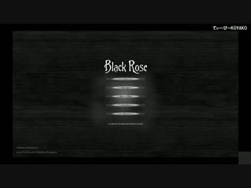 black rose 01 by koyako black rose 01watch from niconico voltagebd Choice Image
