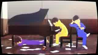 【人力×MMDおそ松さん】色松が歌を練習するだけ2「翼をください」