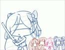 【SDVX】グレイス一味のささやかな世界破壊 #93【4コマ】