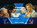 EsportsFestivalHK2017 スト5 LosersQuarterFinal ハイタニ vs Xiaobao