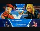 EsportsFestivalHK2017 スト5 LosersQuarterFinal かずのこ vs Bigbird