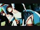 【艦これMMD】金剛4姉妹でDive to Blue ニーソガーターローアングルVer. thumbnail