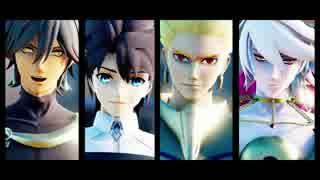 【Fate/MMD】スイート金ピカデビル【ぐだ男とピカピカ】