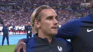 ≪2018W杯欧州予選:第7節≫ フランス vs オランダ(2017年8月31日)