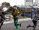 仮面ライダーオーズ/OOO 第13話「シャム猫とストレスと天才外科医」