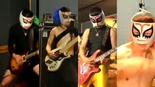 【ダイナ四バンド】ビッグブリッヂの死闘を激しく演奏してみた!【FF5】