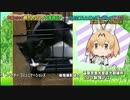 2017/9/1テレビ東京『どうぶつピース』サーバル登場シーンのみ