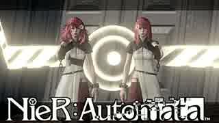 【実況】NieR:Automata これは呪いか。それとも罰か。#52
