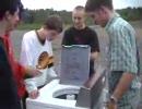 洗濯機テラカワイソス