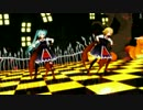 【MMD】『Happy Halloween』【鏡音リン】初音ミク 鏡音リン【VOCALOID】
