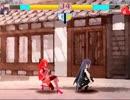 製作中の格ゲー紹介その7【CPU同士戦】