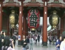浅草 雷門から浅草寺まで歩いてみた