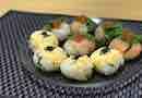 【見た目鮮やか!コロンと可愛い】ローラのヘルシー手まり寿司