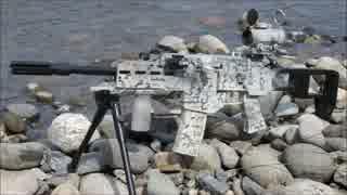 アサルトライフル輪ゴム銃を作ってみた【TS-17 Aardwolf】