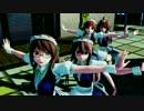 【艦これMMD】金剛4姉妹でDive to Blue メイドコスプレVer. 歌詞つき