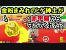 [ミラー祭!]金粉紳士が守ってくれたマリオカート8DX(214)