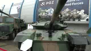 ポーランドの新型戦車 PT-17