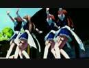 【艦これMMD】金剛4姉妹でDive to Blue メイドコスローアングルVer. thumbnail