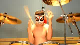 【FF5】ビッグブリッヂの死闘を激しく叩いてみた!【ダイナ四バンド】
