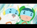 少年アシベ GO!GO!ゴマちゃん 第47話「オイラはヒーロー!」