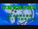 RK(ろこ)姉貴音声素材