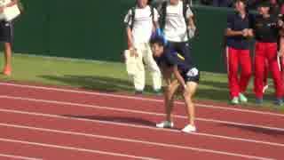 【陸上】10秒台の壁に完全勝利した桐生祥秀選手UC【9.98】