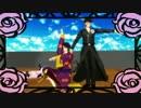 【MMD銀魂】高杉と万斉で輪舞-revolution