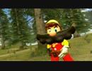 [スーパーマリオ64]マリオ、ボーイスカウトになる