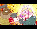 せいぜいがんばれ!魔法少女くるみ 第3話「強力消臭!くるみの技は天をも穿つ!」