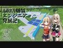 【SpaceEngineers】ARIA姉妹エンジニア発展記-1-
