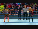 『WWE』 -Smackdown Live- Women-s Championship Match - Natalya vs Naomi 【2017/09/12】
