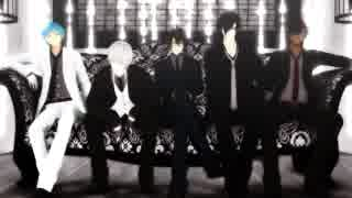 【MMD刀剣乱舞】クラブ=マジェスティ