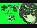 【Horizon Zero Dawn】ホラきりたん22【VOICEROID+】