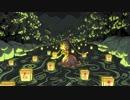 【東方自作アレンジ】Floating Fireflies【厄神様の通り道】