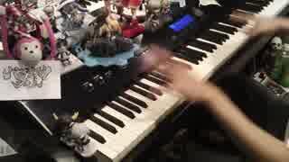 【ピアノ】 「甲賀忍法帖」 を弾いてみた 【バジリスクOP】