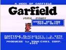 【実況】ガーフィールドの1週間をいい大人達が本気で遊んでみた。