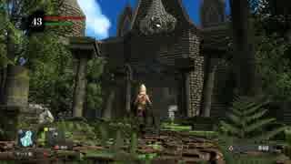【Unity】『NOSE』 攻撃モーション&プレイ動画【自作3DアクションRPG】