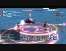 【FF14 MMD】夜戦忍者と三角様で駆逐イ級討滅戦【忍者モーション】