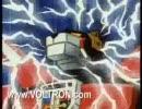 80年代アメリカアニメOP Voltron