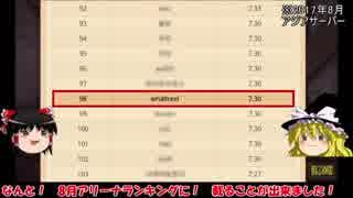 【HearthStone】新!平均7勝を目指すゆっくりの闘技場part3