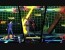 【PS4】カタナ・ミサイル・丸太でランクマッチ8【UMVC3】