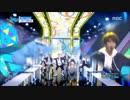 第76位:【K-POP】男性グループペンカフェ会員の増加数ランキング(2016/9/1→2017/9/20)