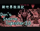 【Don't Starve Together】ゆっくり新世界放浪記 30日目