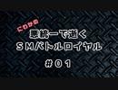 【ポケモンSM】あく統一で逝くバトルロイヤル #01