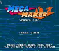 【実況】ロックマン版マリオメーカー『Mega Maker』 #1
