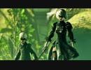 #032【NieR:Automata】ちょっと意味を探してくる【実況プレイ】