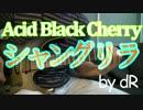 Acid Black Cherry の シャングリラ を弾いてみた