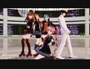 【MMD艦これ】祖国とつみ式日本艦娘でCarry Me Off【APヘタリアMMD】 thumbnail