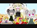 森・自然エリア☆星のカービィ 鏡の大迷宮.RAINBOW ROUTE