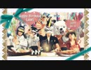 【MMDワンピ】エンゼルフィッシュ【海賊同盟】【ロー誕】